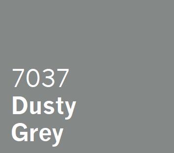 London UPVC Spray Coating Dusty Grey 7037